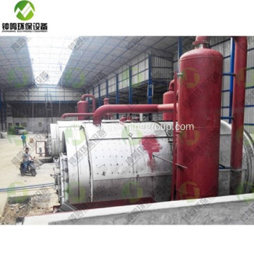 Plastic to Fuel Oil Conversion Machine